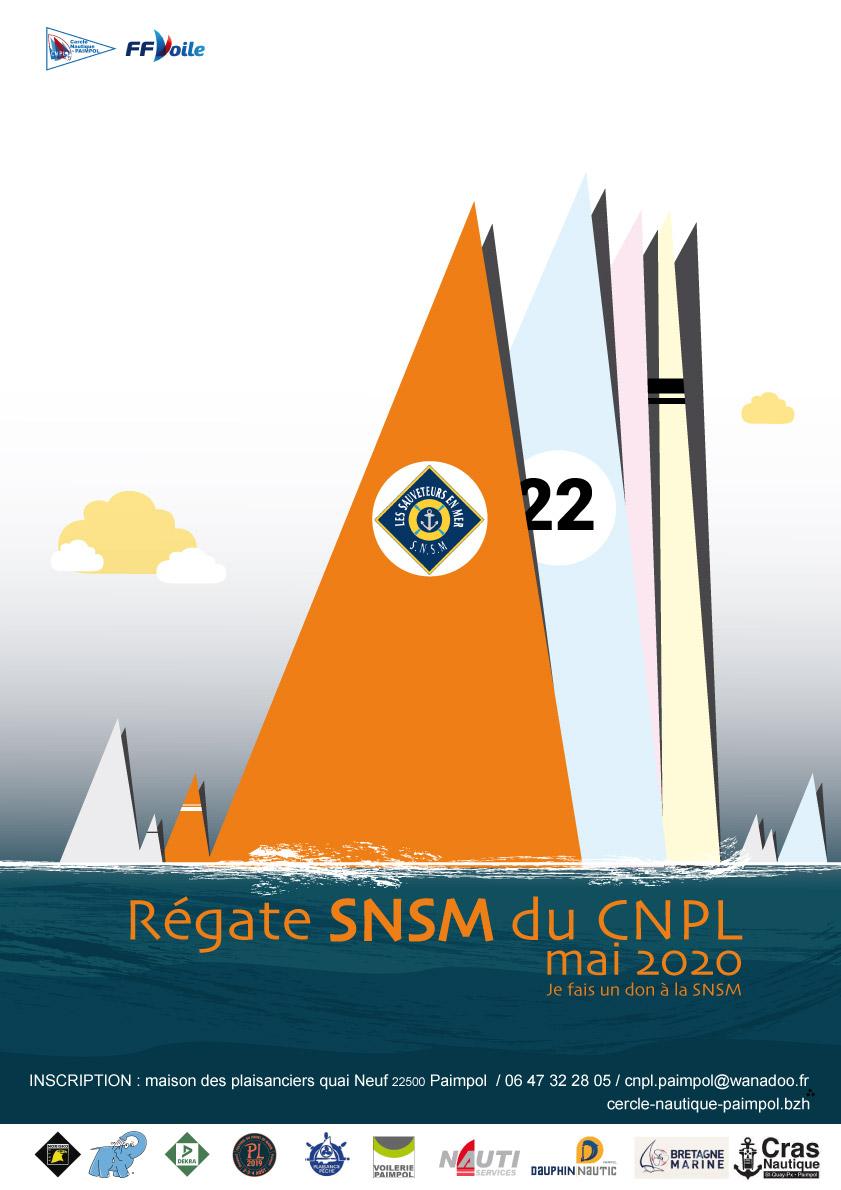 Régate S.N.S.M. 2020