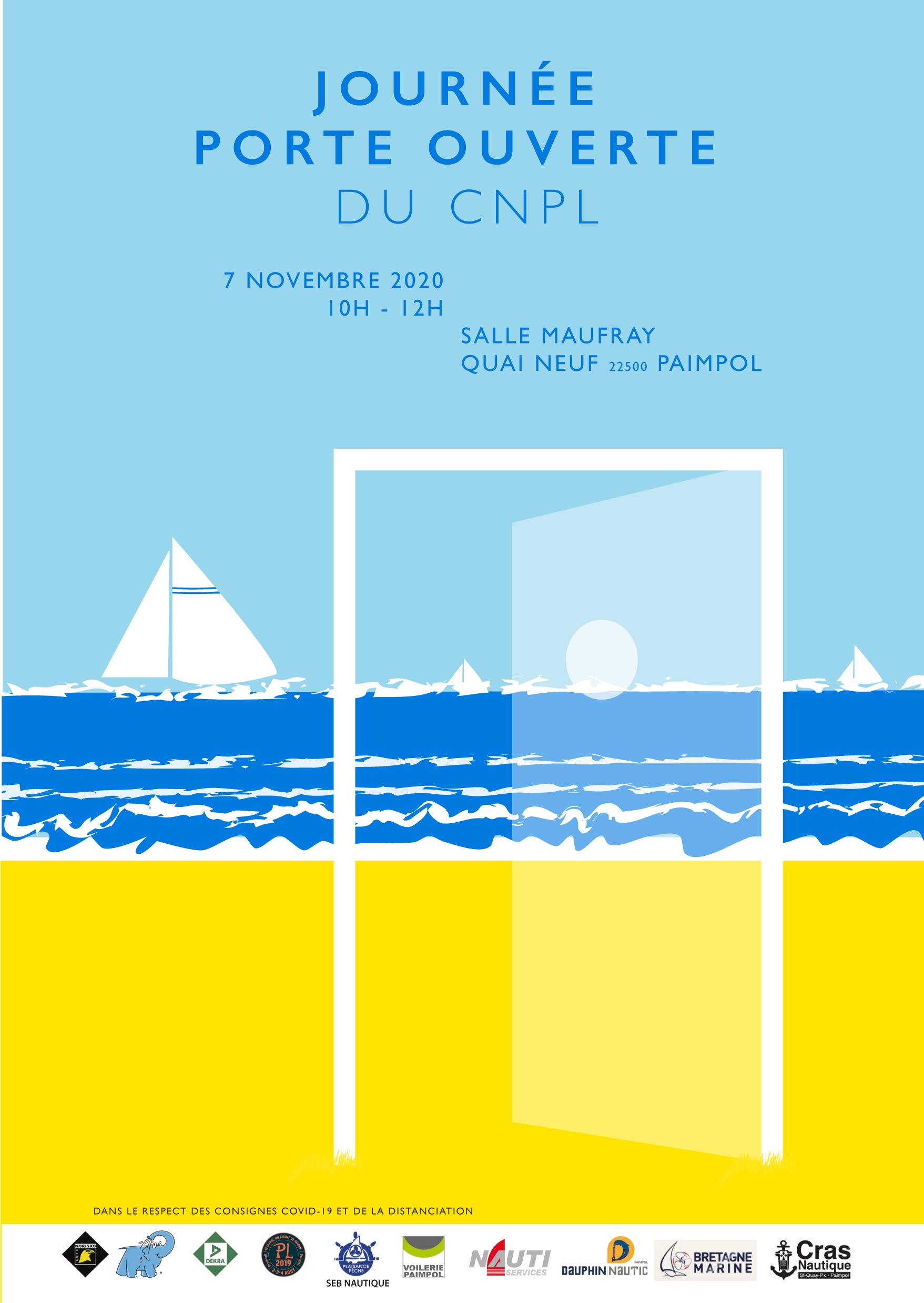 Journée porte ouverte du CNPL